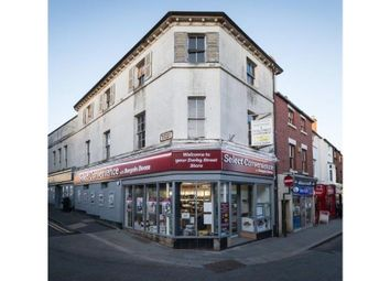 Thumbnail Retail premises for sale in 35, Derby Street, Leek, Staffordshire, UK