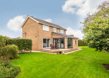 Thumbnail 4 bed detached house for sale in Witham Drive, Huntington, York