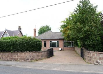 Thumbnail 3 bed detached bungalow for sale in Station Road, Banchory, Aberdeenshire