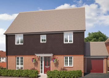 """Thumbnail 4 bed detached house for sale in """"The Windsor"""" at Saunders Way, Basingstoke"""