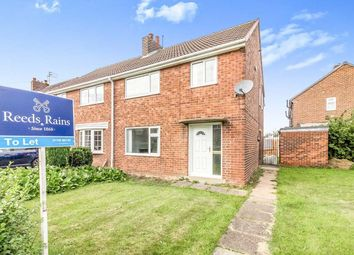 Thumbnail 3 bed semi-detached house to rent in Deer Leap Drive, Thrybergh, Rotherham, South Yorkshire