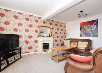 Thumbnail 4 bed detached house for sale in Lodge Close, Brighstone
