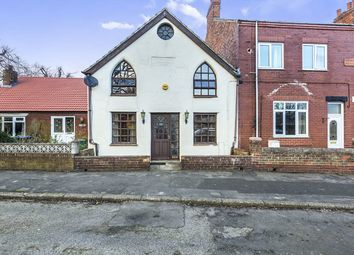 Thumbnail 3 bed detached house for sale in Front Street North, Trimdon, Trimdon Station