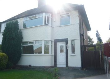 Thumbnail 3 bed property to rent in Score Lane, Childwall, Liverpool