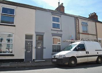 Thumbnail 3 bed terraced house for sale in Stanhope Road, Kingsthorpe, Northampton