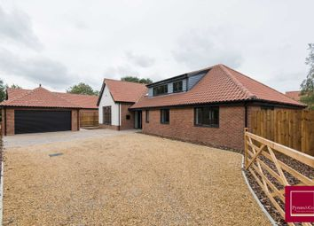 Thumbnail 4 bed property for sale in Mileham, King's Lynn