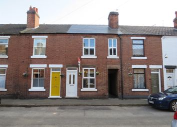 Thumbnail 2 bedroom terraced house for sale in Warner Street, Mickleover, Derby