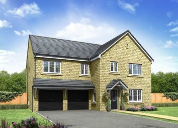 "Thumbnail 5 bed detached house for sale in ""The Compton."" at Church Hill Terrace, Church Hill, Sherburn In Elmet, Leeds"