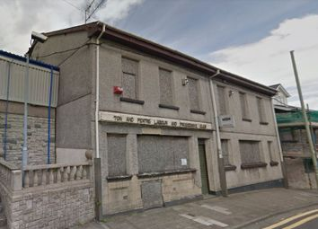 Thumbnail Semi-detached house for sale in Ton & Pentre Labour Club, 57-58 Llewellyn Street, Pentre, Mid Glamorgan