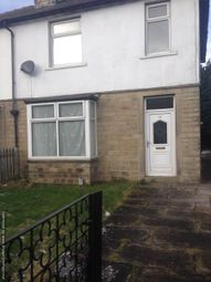 Thumbnail 3 bed semi-detached house to rent in Newsome Road Newsome, Huddersfield