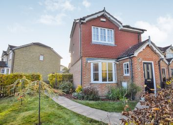 Thumbnail 3 bed link-detached house for sale in Manor House Drive, Kingsnorth, Ashford