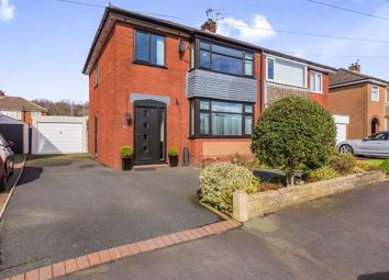 Thumbnail 3 bed semi-detached house for sale in Selkirk Drive, Walton-Le-Dale, Preston, Lancashire