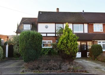 Thumbnail 4 bed semi-detached house for sale in Thaxted Way, Waltham Abbey, Essex