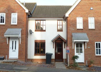 Thumbnail 2 bedroom terraced house to rent in Alan Avenue, Newton Flotman, Norwich