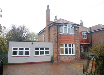 Thumbnail 6 bedroom detached house for sale in Moorgate, Acomb, York