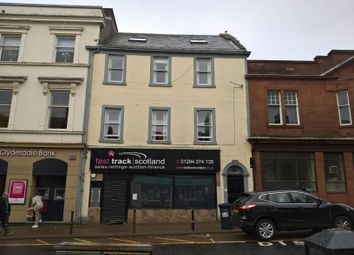 Thumbnail Retail premises for sale in 153-155 High Street, Irvine