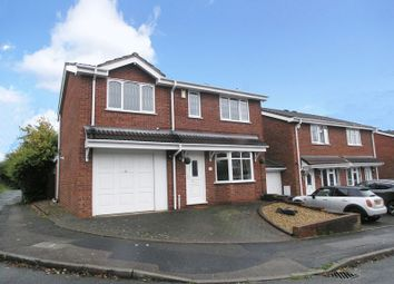 Thumbnail 4 bed detached house for sale in Brierley Hill, Amblecote, Beaumont Drive