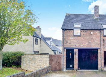 Thumbnail 1 bed property for sale in Idbury Close, Witney