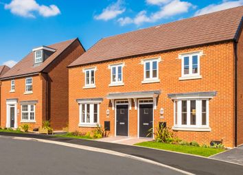 "Thumbnail 3 bed semi-detached house for sale in ""Dawley"" at St. Lukes Road, Doseley, Telford"