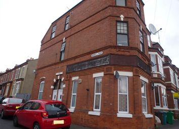 Thumbnail 3 bed flat for sale in Birrell Road, Forest Fields, Nottingham