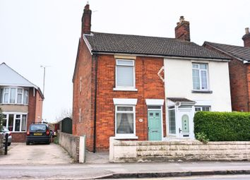Thumbnail 3 bed semi-detached house for sale in Beechcroft Road, Swindon