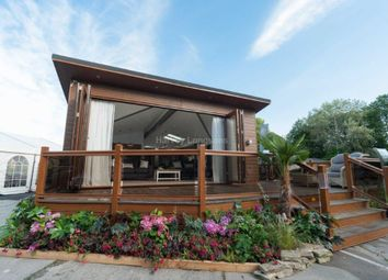 Thumbnail 3 bed lodge for sale in Shaldon, Teignmouth, Devon