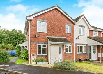 Thumbnail 1 bed terraced house for sale in The Cornfields, Hatch Warren, Basingstoke