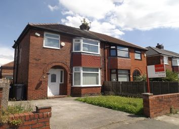 Thumbnail 3 bed property to rent in Chatsworth Road, Droylsden, Manchester