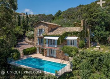 Thumbnail 7 bed villa for sale in Theoule Sur Mer, Cannes, French Riviera