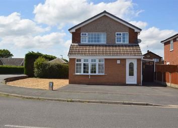 Thumbnail 3 bed detached house for sale in Pen Y Maes, Buckley, Flintshire