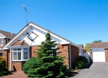 Thumbnail 2 bed bungalow for sale in Moorfield Gardens, Cleadon, Sunderland