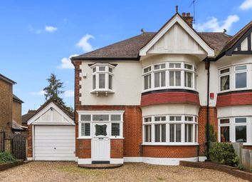 Thumbnail 4 bed semi-detached house for sale in Forest View, North Chingford