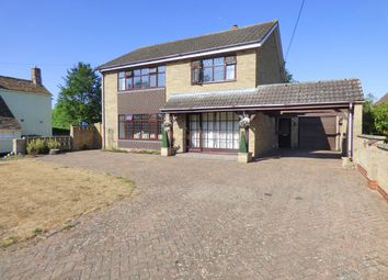 Thumbnail 3 bed detached house for sale in Martins Lane, Ely, Cambridgeshire