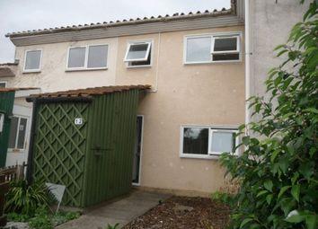 Thumbnail 2 bedroom terraced house to rent in Glovers Lane, Heelands, Milton Keynes