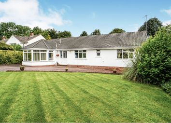 Thumbnail 4 bed detached bungalow for sale in St. Johns Road, Penrith