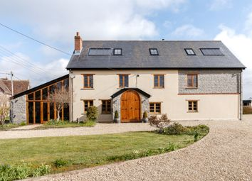 Thumbnail 9 bed detached house for sale in Church Lane, Somerton, Somerset