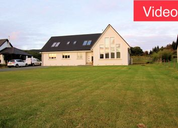Thumbnail 4 bed detached bungalow for sale in Cam Loch House Achnabreck, Lochgilphead