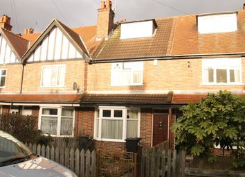 Thumbnail 3 bed terraced house for sale in Swarcliffe Road, Harrogate