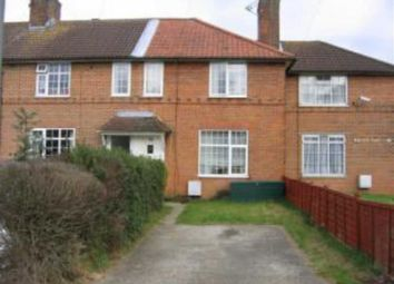 Thumbnail 2 bed end terrace house for sale in Horsecroft Road, Edgware, Middx