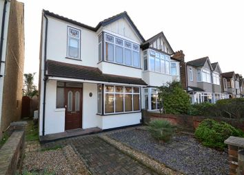 Thumbnail 3 bedroom semi-detached house for sale in Dymoke Road, Hornchurch, Essex