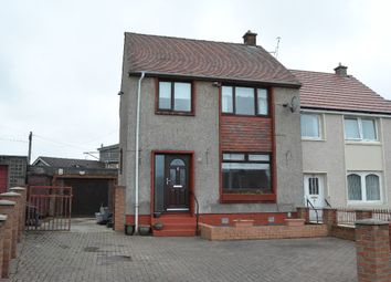 Thumbnail 2 bed end terrace house for sale in Ward Avenue, Redding, Falkirk