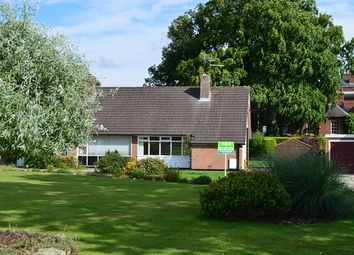 Thumbnail 2 bedroom bungalow for sale in Grove Gardens, Market Drayton