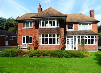 Thumbnail 5 bed detached house to rent in Waste Lane, Balsall Common, Coventry