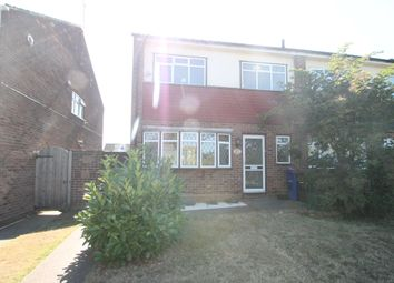 Thumbnail 3 bed end terrace house to rent in East Tilbury Road, Linford
