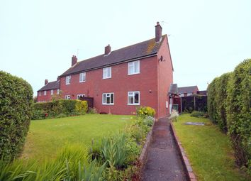 Thumbnail 3 bed semi-detached house to rent in Prince Avenue, Haughton, Stafford