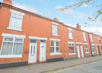 Thumbnail 2 bed terraced house for sale in Chambers Street, Crewe