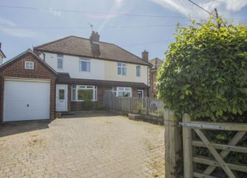 Thumbnail 3 bed semi-detached house for sale in Newington Road, Stadhampton, Oxford