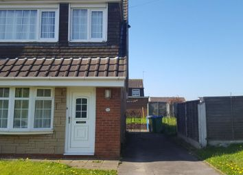 Thumbnail 3 bed semi-detached house to rent in Brookdale, Rochdale, Lancashire