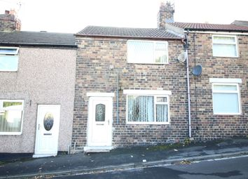 Thumbnail 2 bedroom terraced house for sale in Victoria Street, Willington, Crook