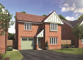 Thumbnail 4 bed detached house for sale in Smithills Vale, Temple Road, Bolton